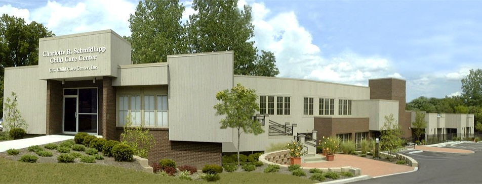 exterior view of the Early Learning Center building