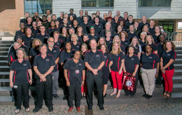 Campus Services Staff Summer 2017
