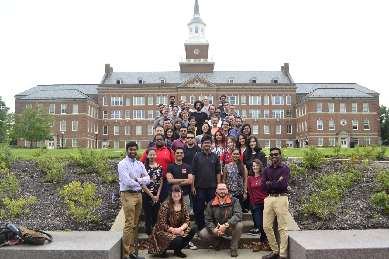 Officers of the Graduate Student Government
