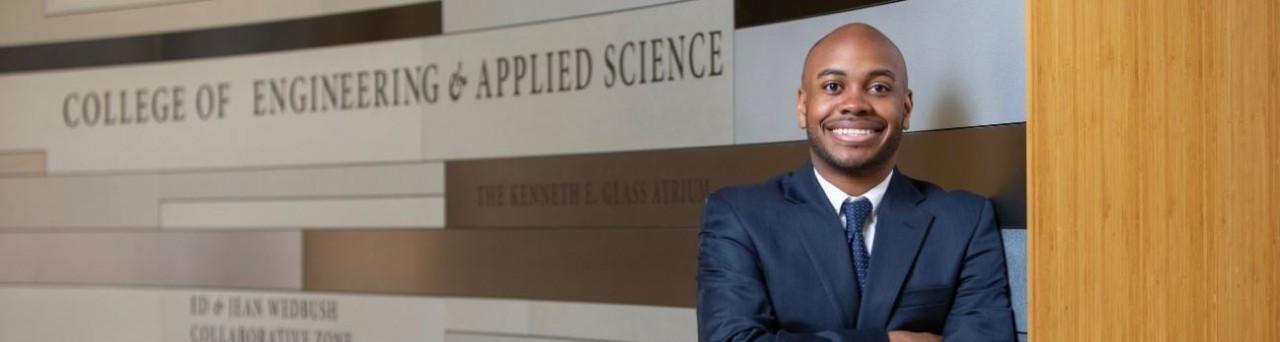 Rickey Terrell - Goldwater Scholar Wins PLME