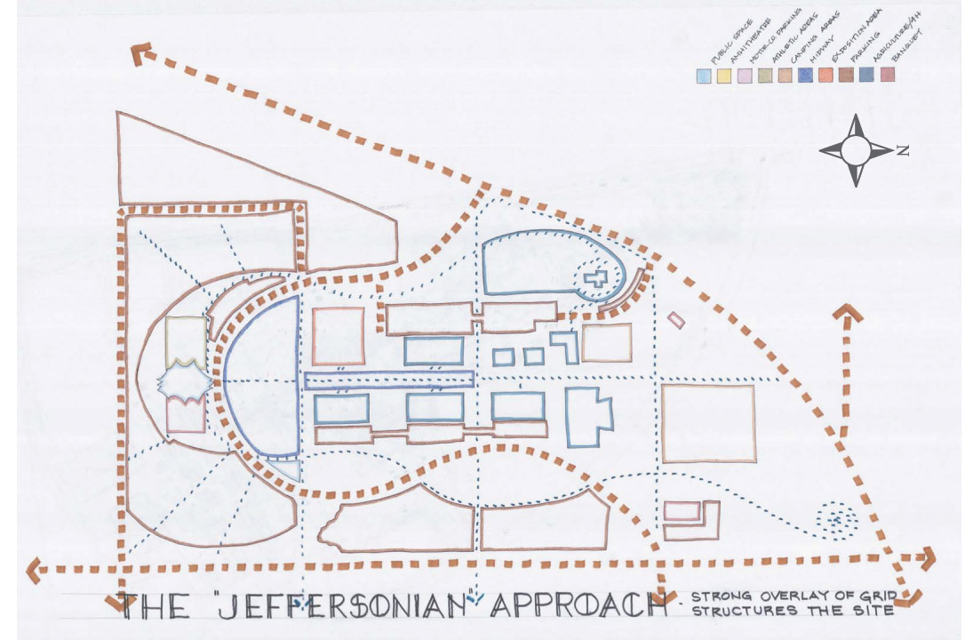 Plan Concept shelby county fair grounds