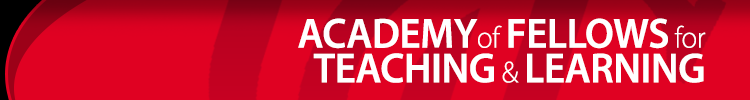 Academy of Fellows for Teaching & Learning