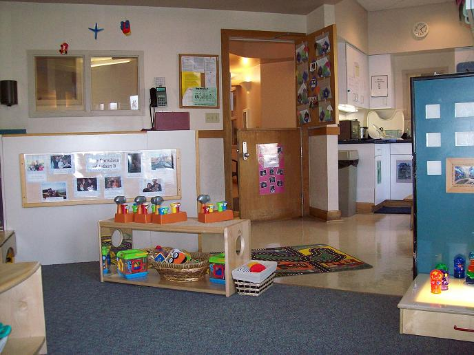 infant and toddler classroom If infants or toddlers are in a mixed-age group, then the ratio for the  teaching  staff and who occupy an individual classroom or well-defined space that prevents .