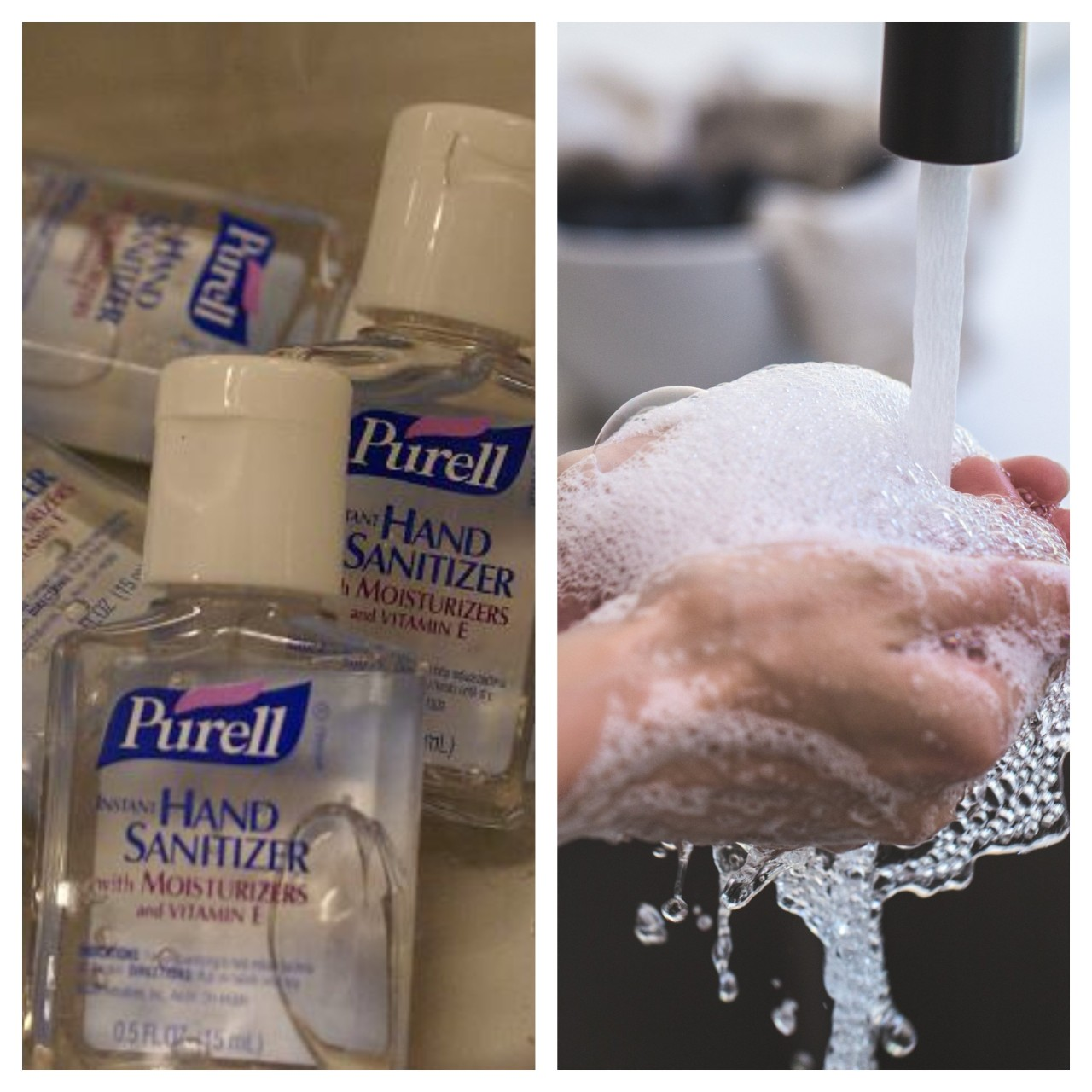 Singlecare: Can hand sanitizers or hand-washing kill the flu?