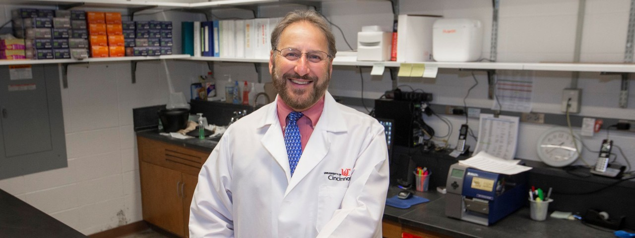 UC researcher collaborates in gene-editing study in HIV patients