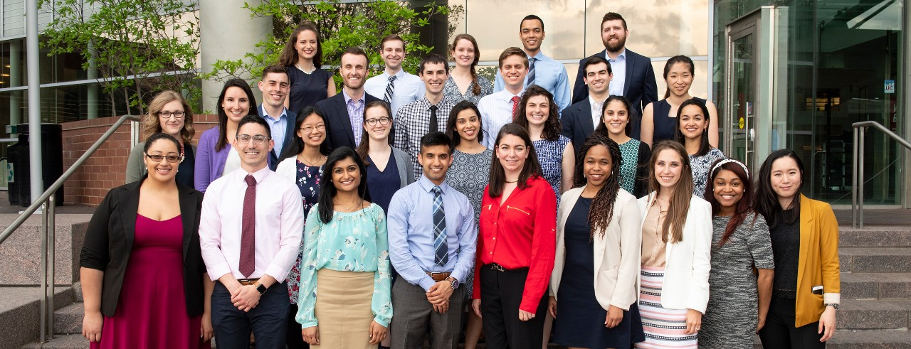 Gold Humanism Society Inducts UC College of Medicine Students