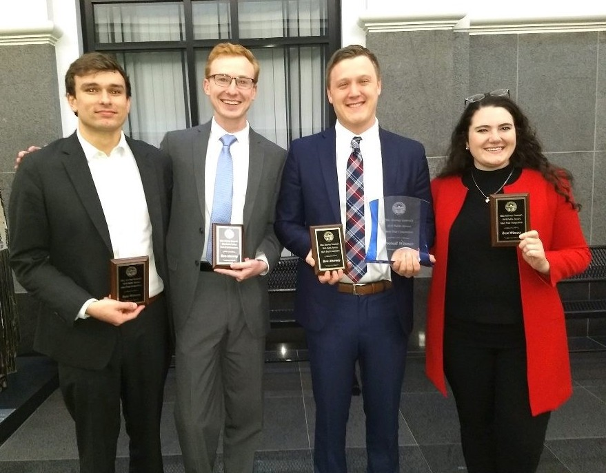 UC Law Trial Practice Team victorious in mock trial competition
