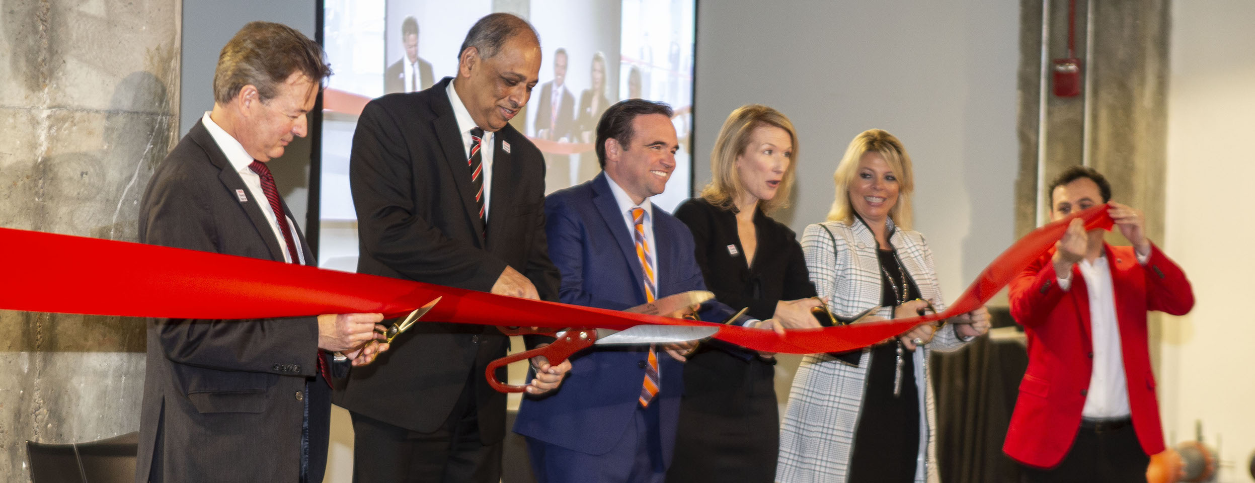 Featured image for UC celebrates grand opening of 1819 Innovation Hub