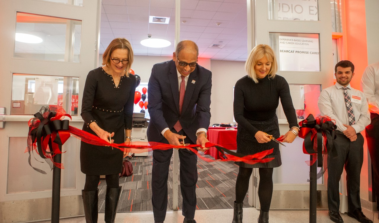 UC celebrates grand opening of next-gen career services center