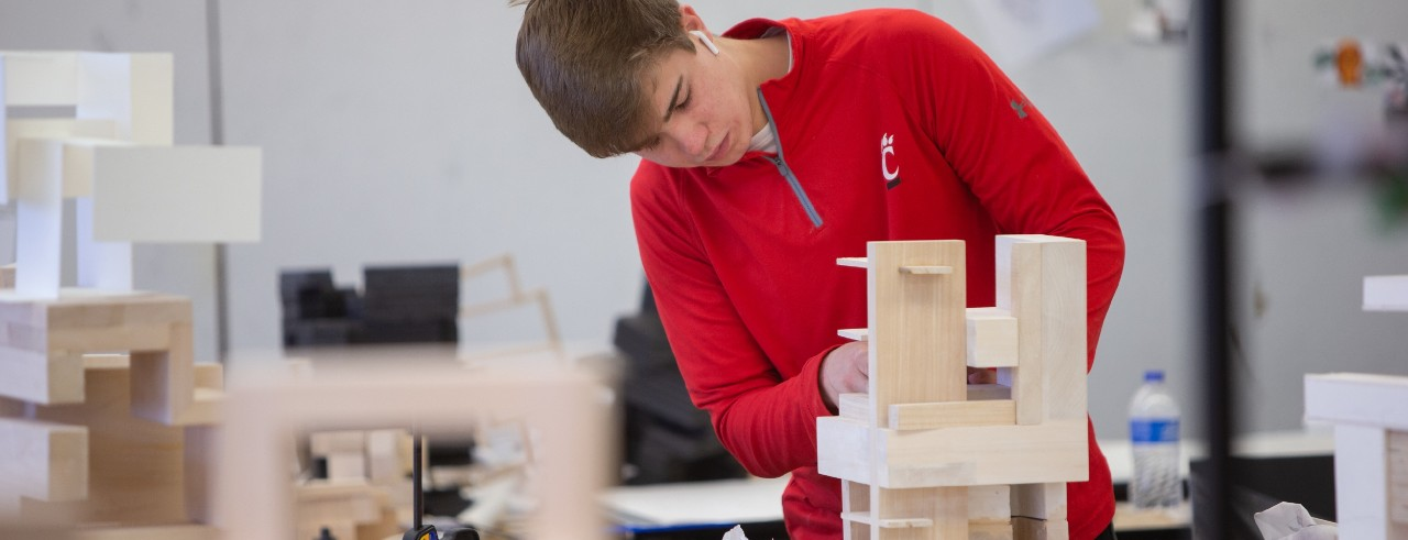 Cincinnati Magazine: UC takes a building block approach to train the next generation of architects