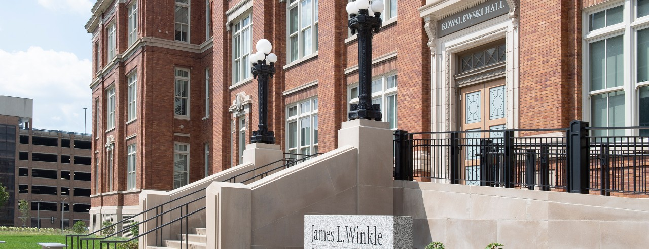 UC's James L. Winkle College of Pharmacy receives anonymous gift