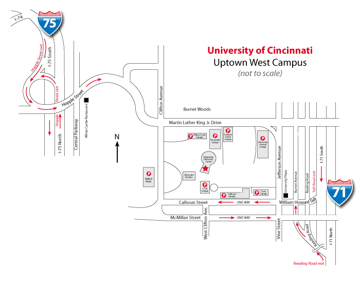 Uw Stevens Point Campus Map: Directions And Maps, University