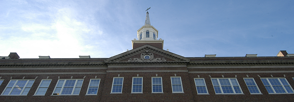 McMicken Hall.
