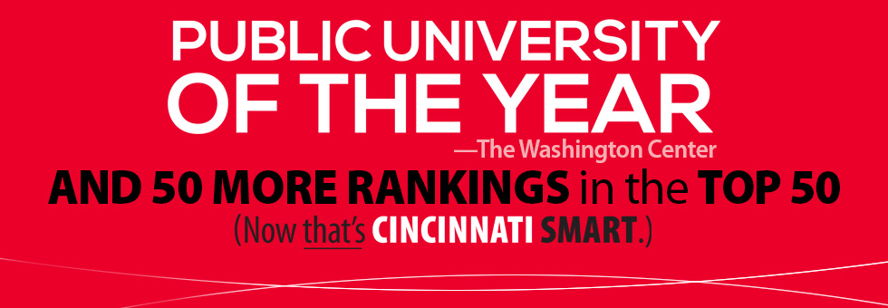 Public University of the Year graphic.