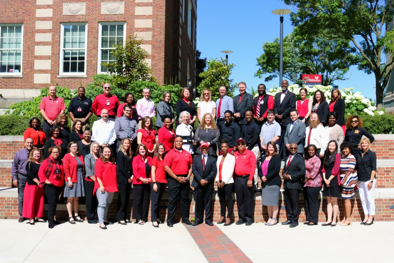 UC's Staff Senate Members
