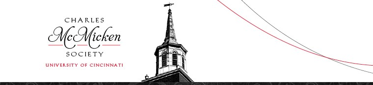 McMicken Society Banner Image