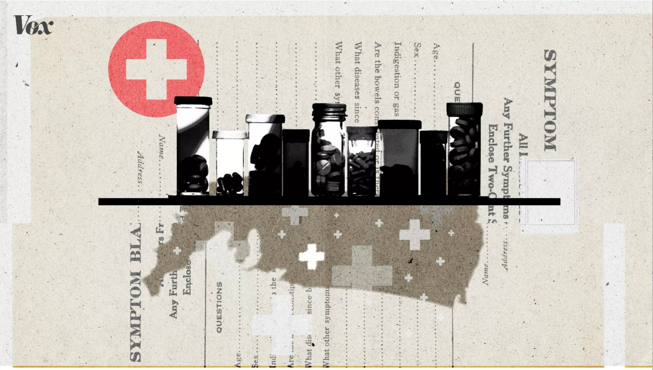 Graphic from a Vox article on Opioids by UC Alum German Lopez