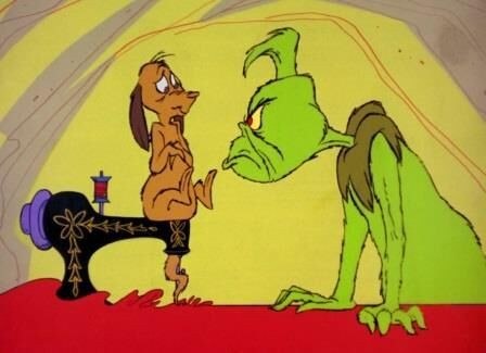 Image from The Grinch Who Stole Christmas animated film