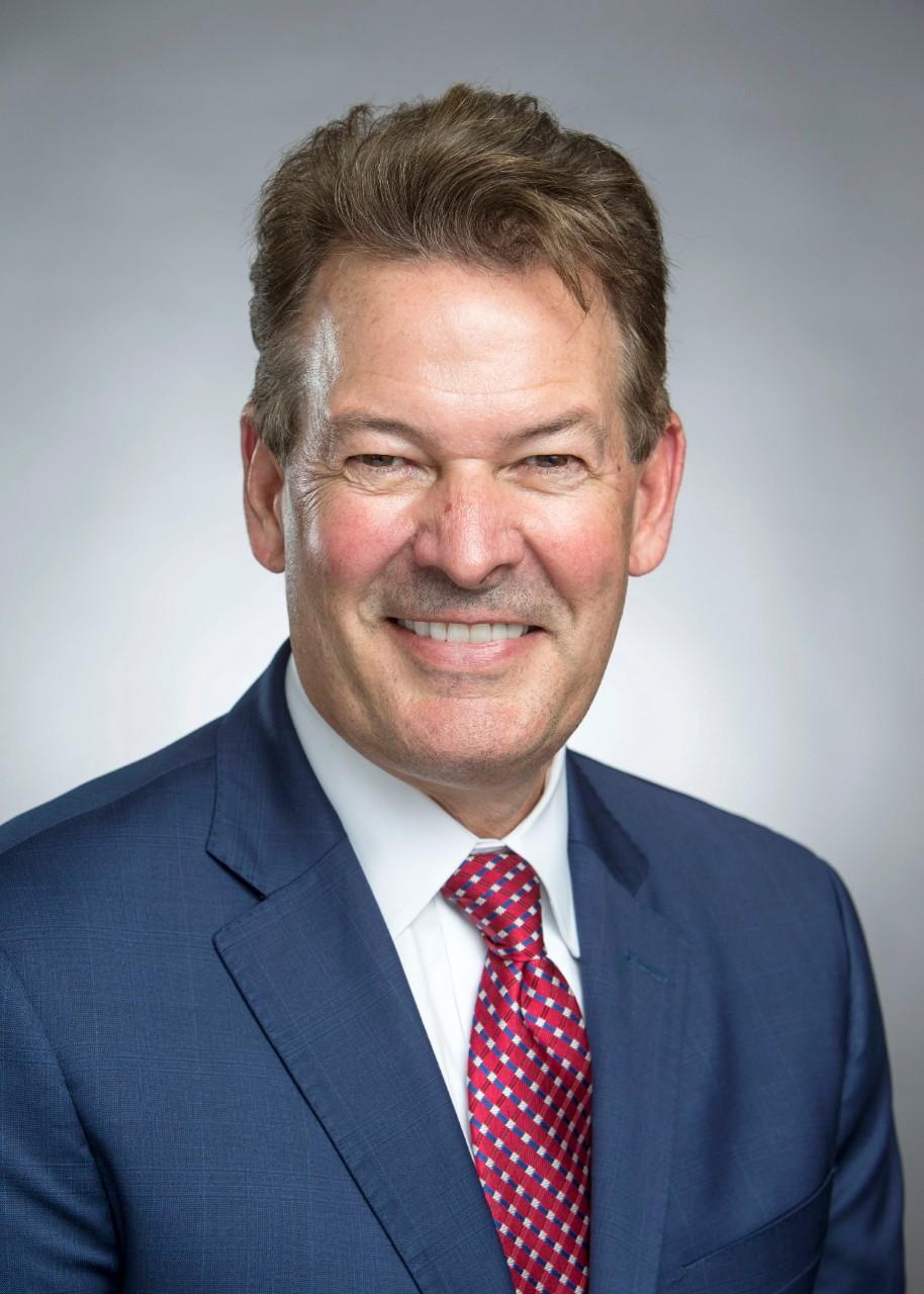 Portrait of UC CIO David J. Adams