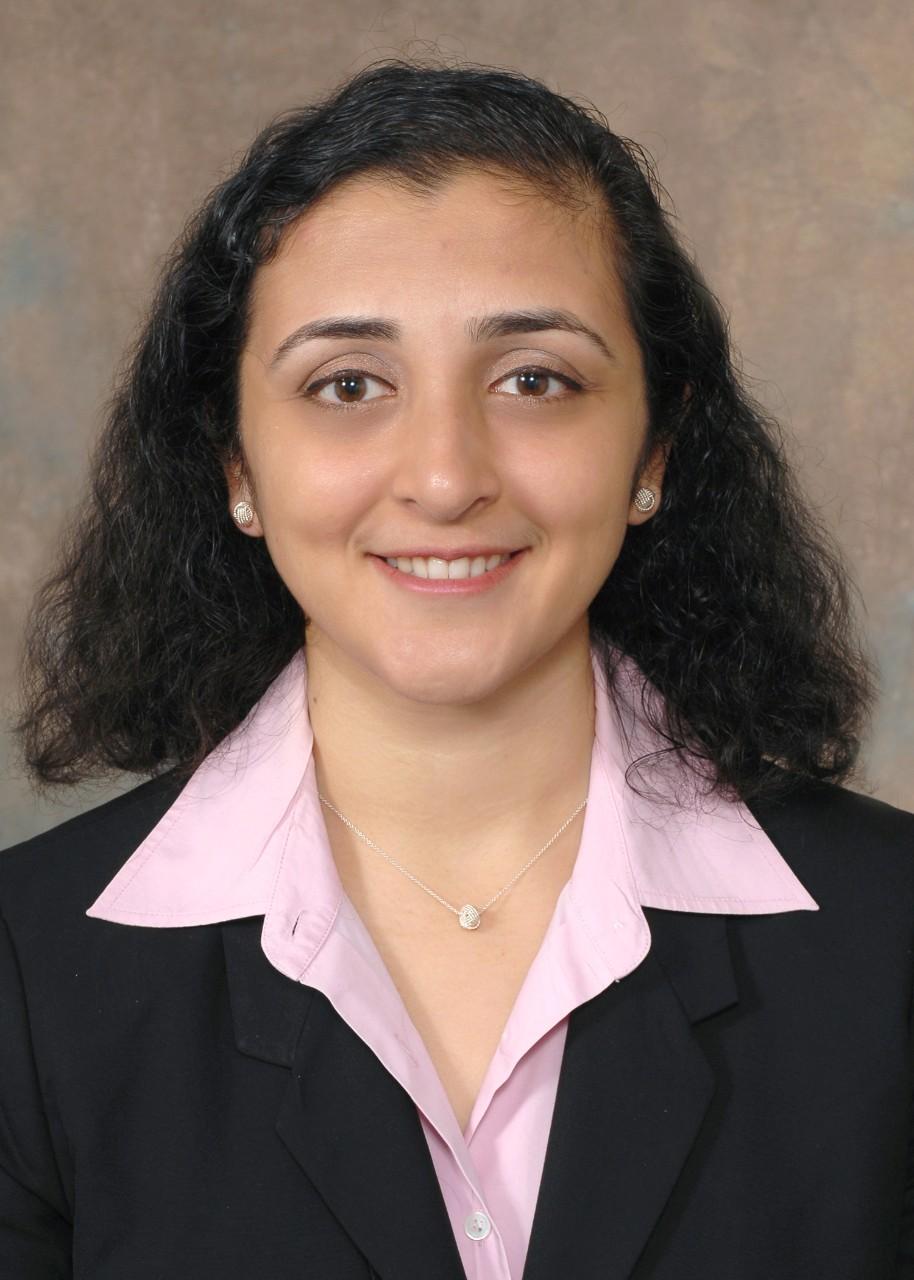 portrait of Vinita Takiar, MD, PhD