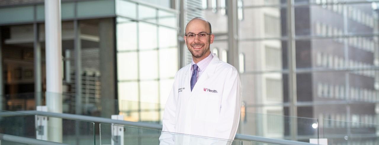 Daniel Margul, MD, PhD