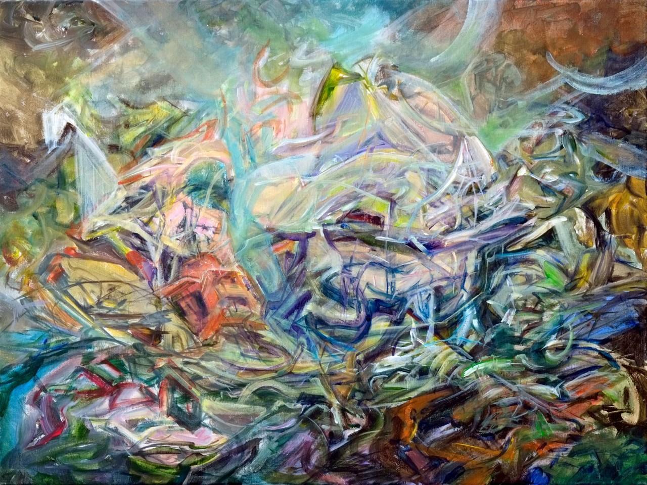 Painting by Ivan Ivanov