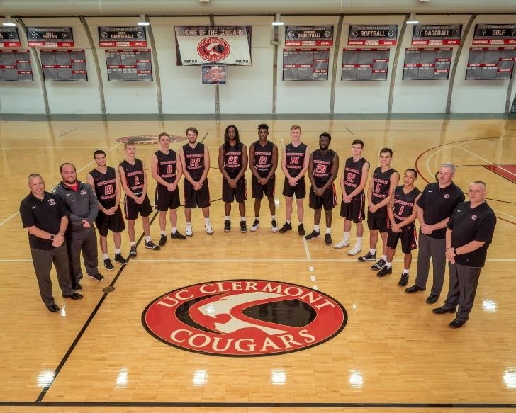 2018 UC Clermont men's basketball team