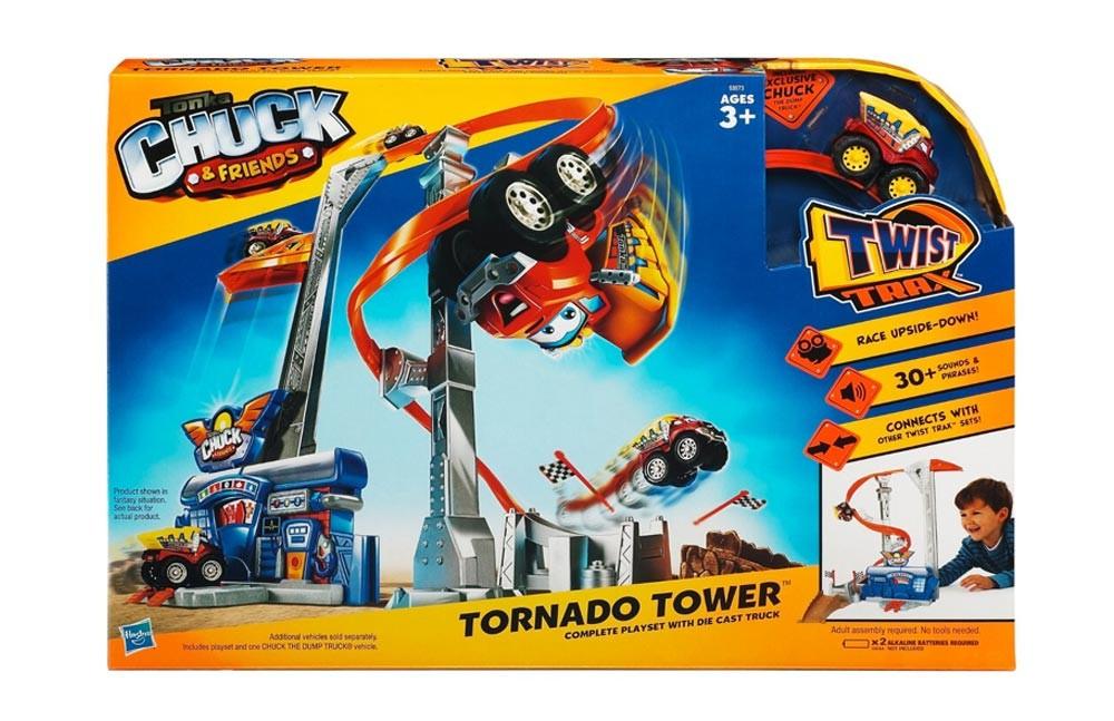 Tonka Tornado Tower toy