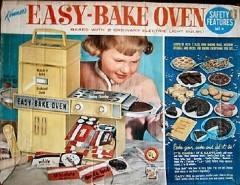 The original Easy-Bake Oven