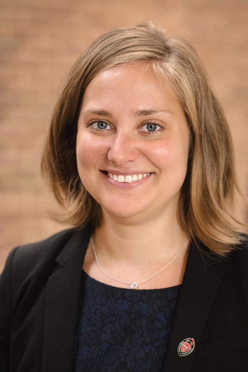 photo of Monika Ekstrom, LLM student