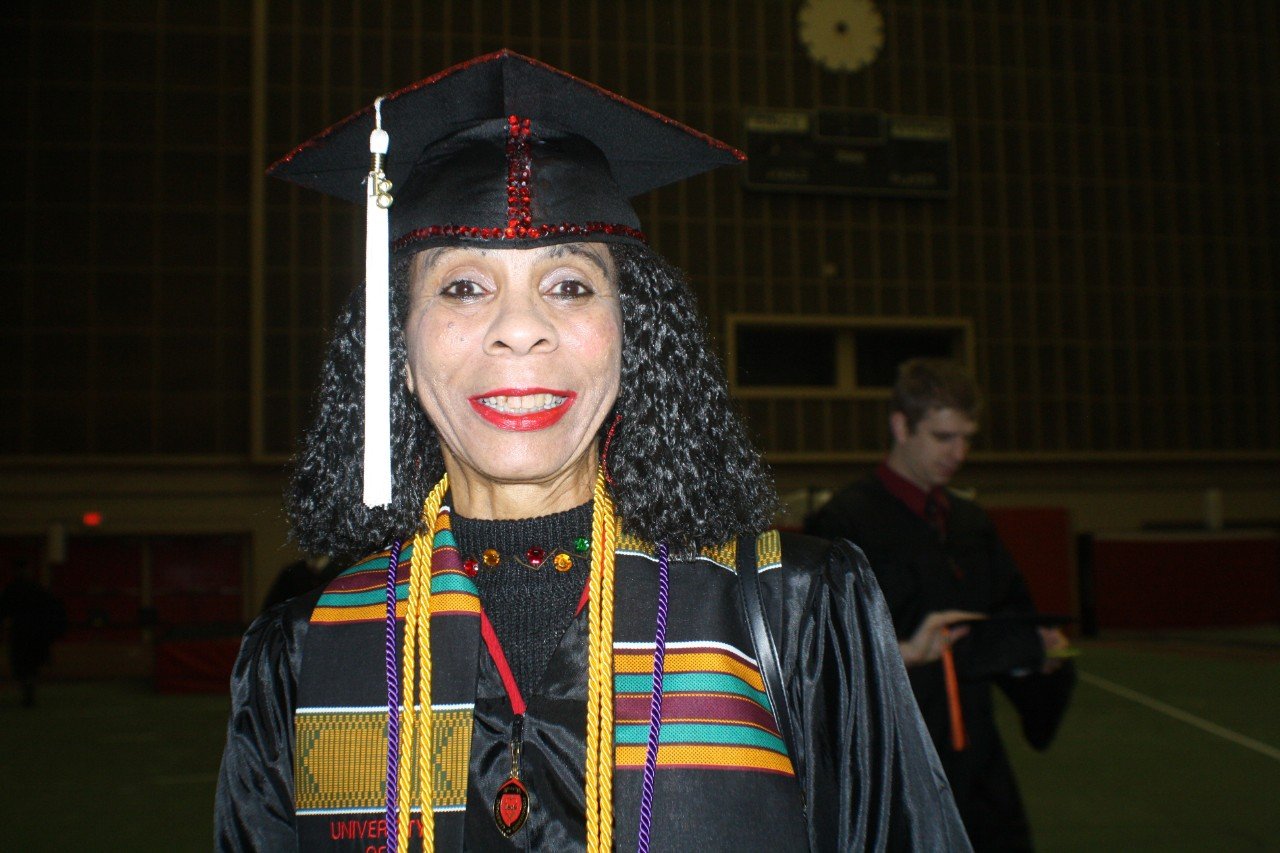 UC College of Arts and Sciences graduate Hermenia Canty-Wilson