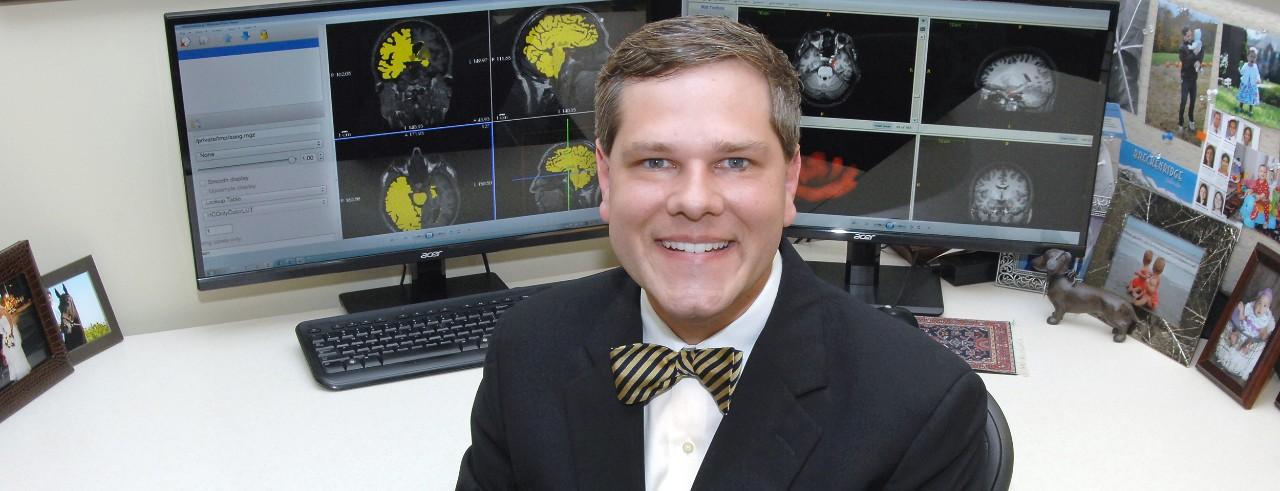 Jeffrey Strawn, MD, associate professor of pediatrics and psychiatry at UC