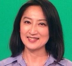 Head shot of Asako Osaki