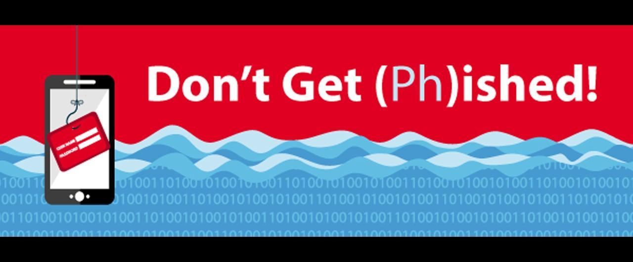 Don't Get Phished logo