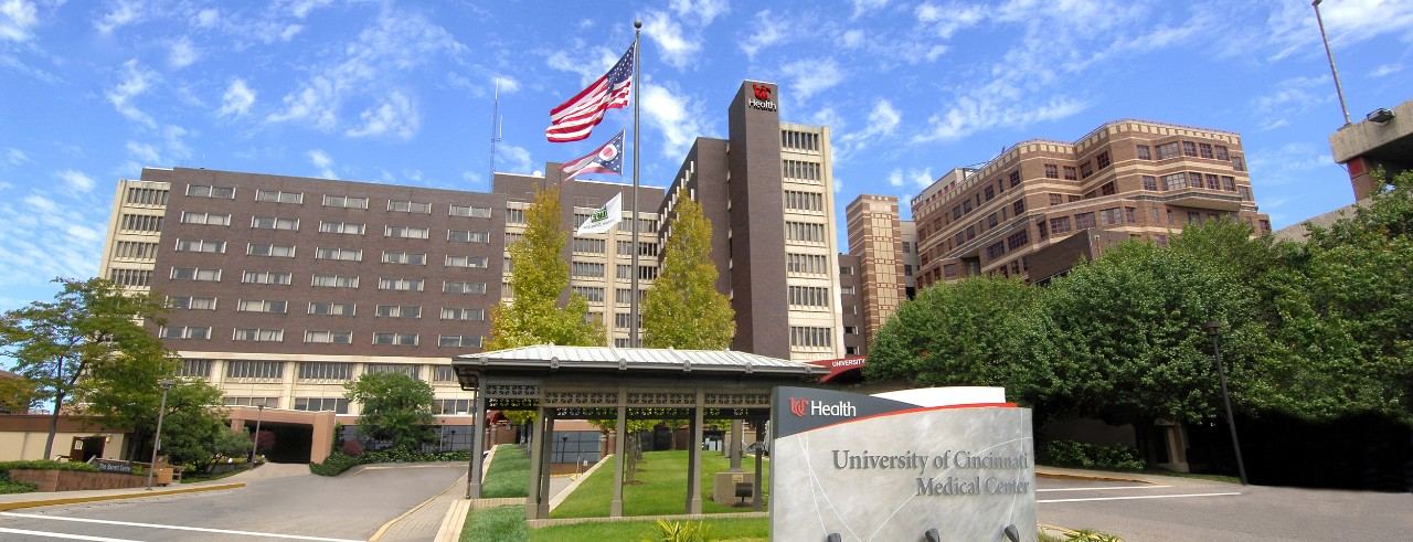 Photo of UC Medical Center