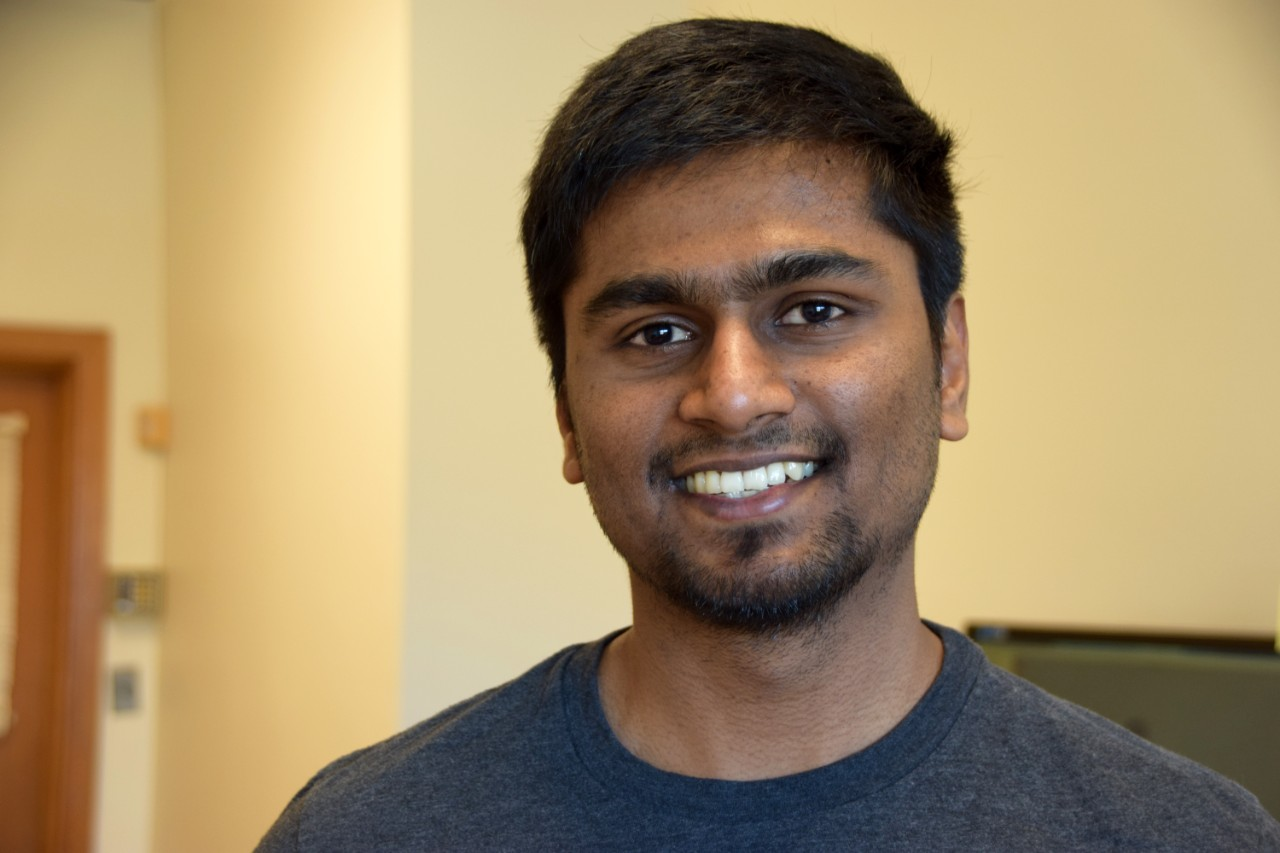 Profile picture of Vishnu Ramasamy