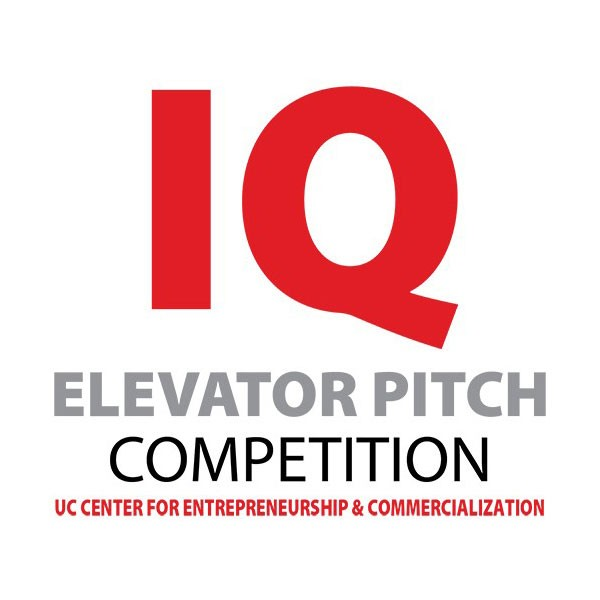 IQ Elevator Pitch Competition logo
