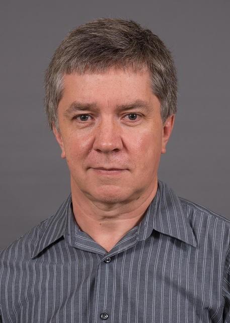 headshot of Marc Cahay, Ph.D.