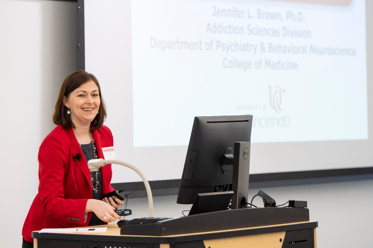 Jennifer Brown, PhD