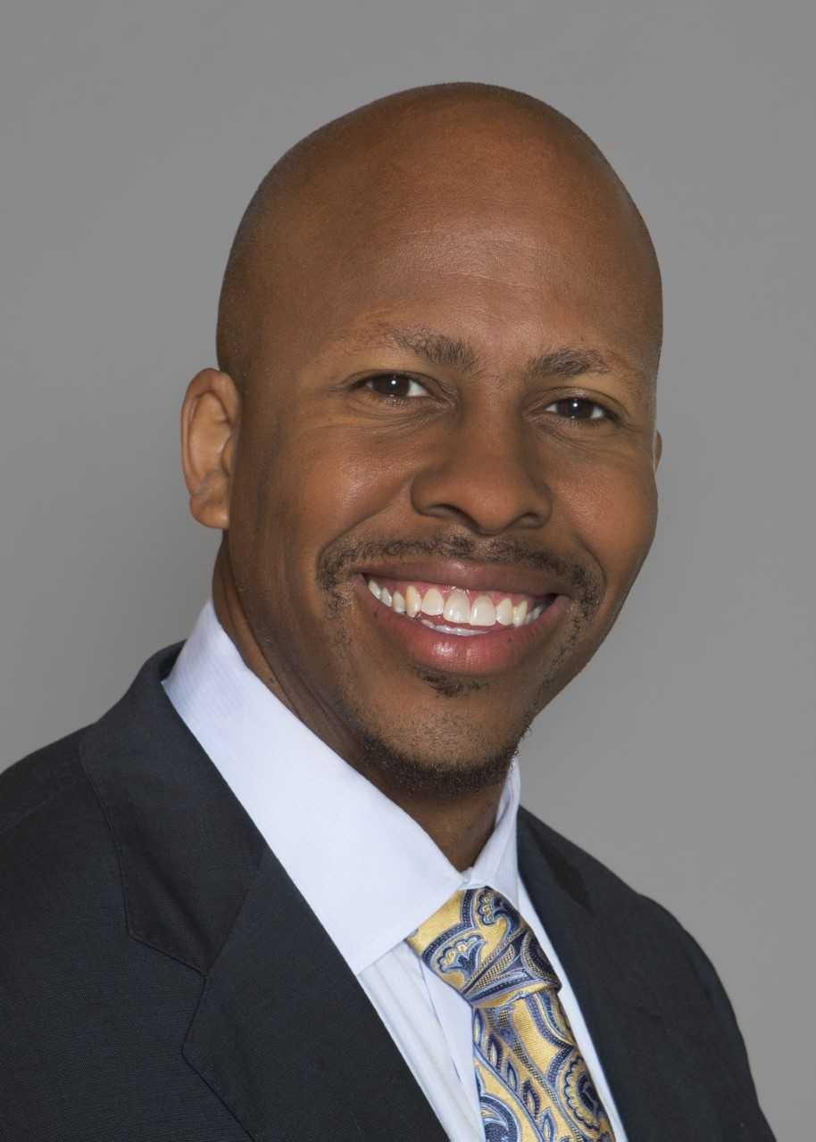 Portrait of Rob Richardson Jr.