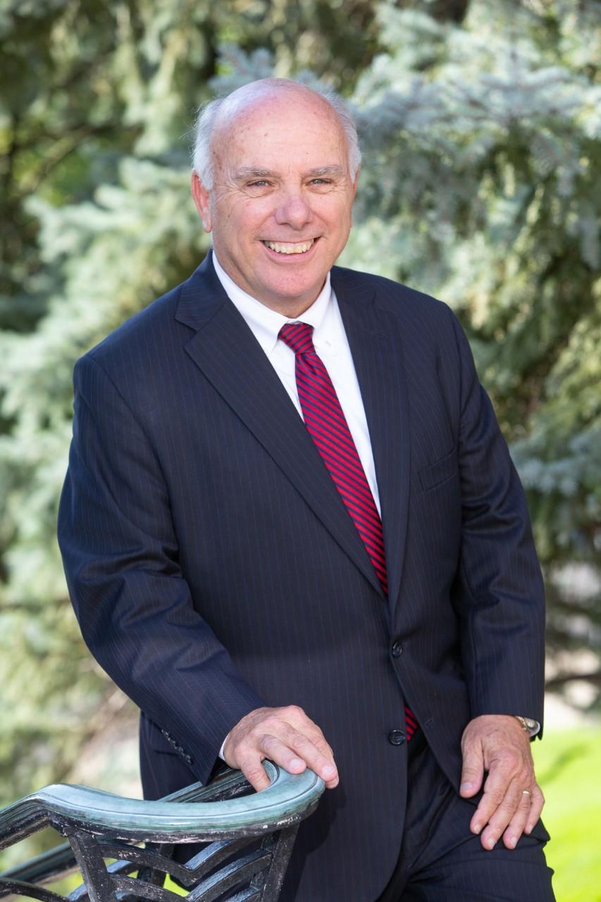 Portrait shot of Thomas Cassady