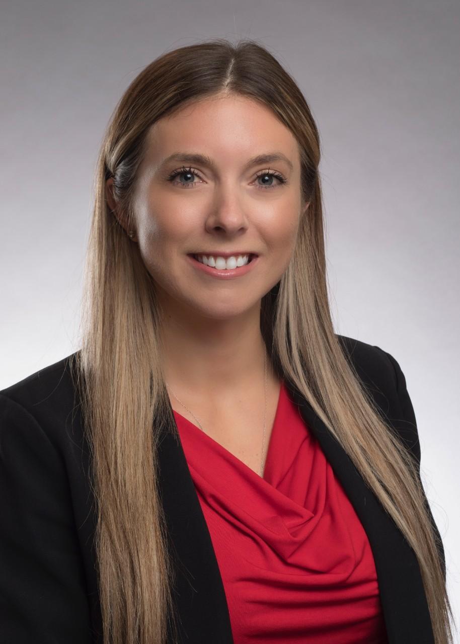 Portrait of Ashley Merianos