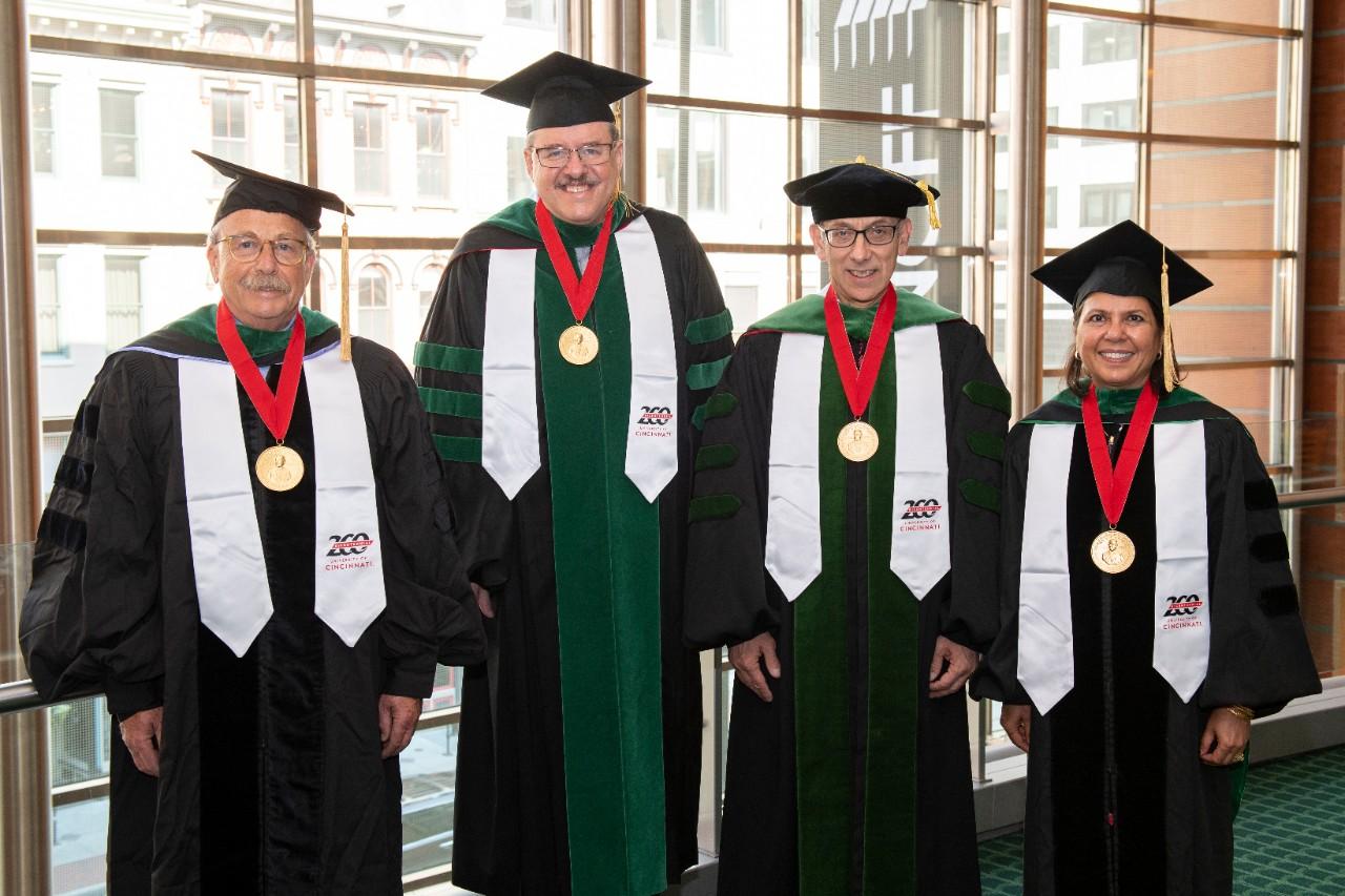 Recipients of 2019 Drake Medals