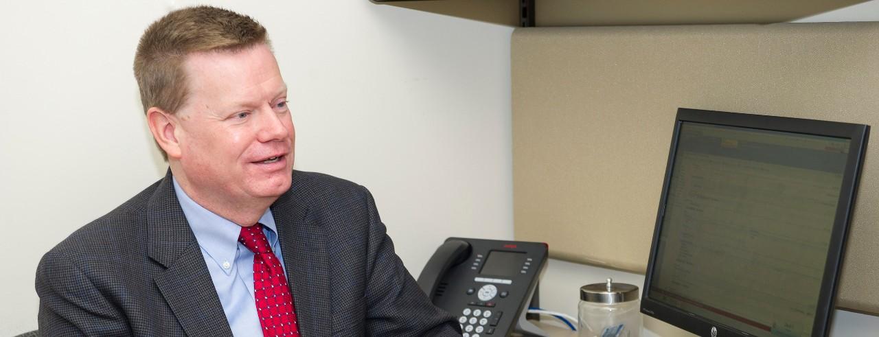 David Ficker, MD, neurologist with UC Epilepsy Center