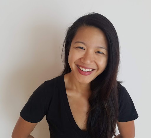 English Department graduate student and author Marianne Chan.