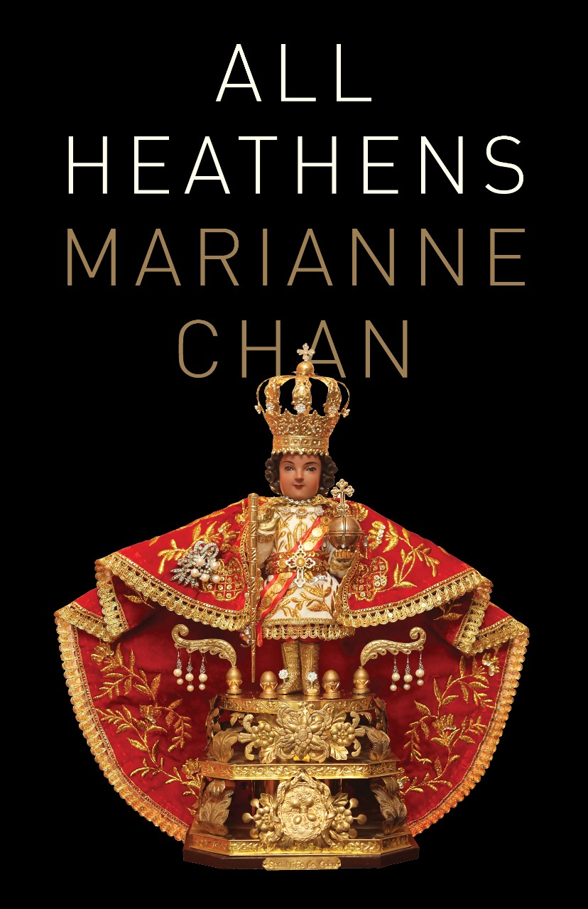 "Marianne Chan's first book of poetry, ""All Heathens,"" will be released next spring. Image by permission of Sarabande Books."