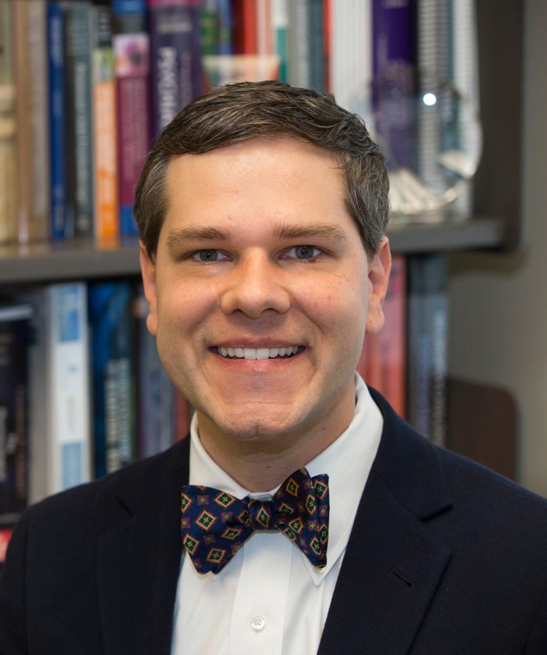 Jeffrey Strawn, MD, associate professor of psychiatry