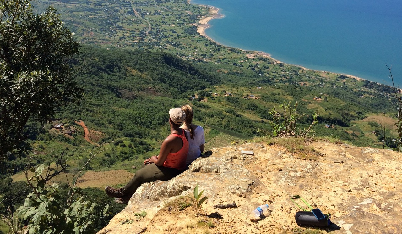 view from a hike in Malawi, credit Charles Park, MD