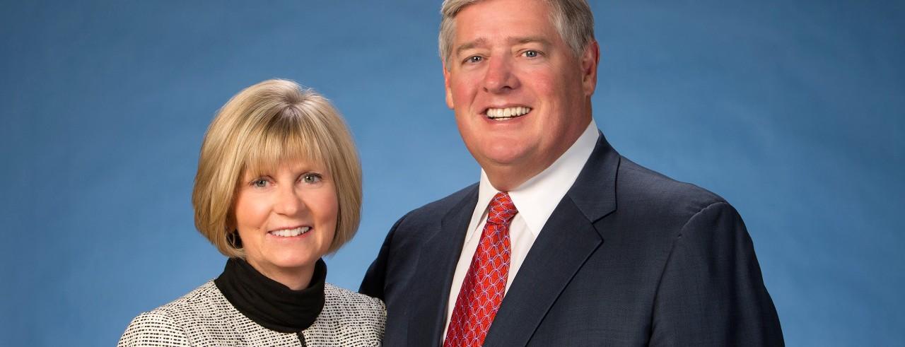 Carrie and John Hayden