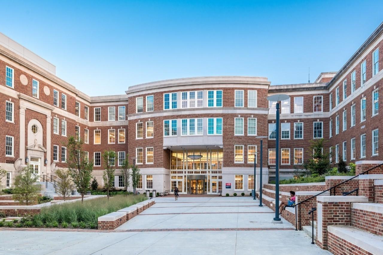 A view of Teachers Dyer Complex
